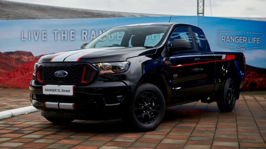 2021 Ford Ranger – T6 gets another facelift in Thailand Image #1204044