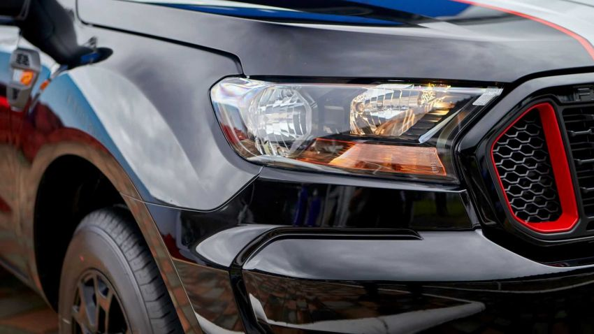 2021 Ford Ranger – T6 gets another facelift in Thailand Image #1204045