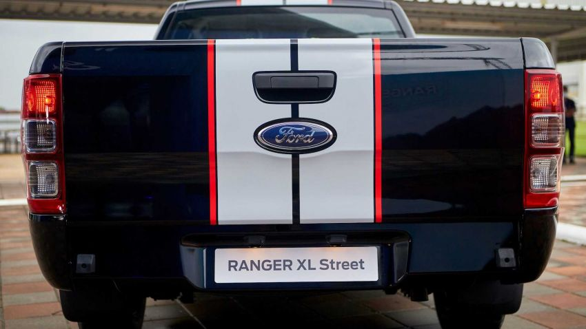 Ford Ranger T6 terima versi <em>facelift</em> 2021 di Thailand Image #1204427
