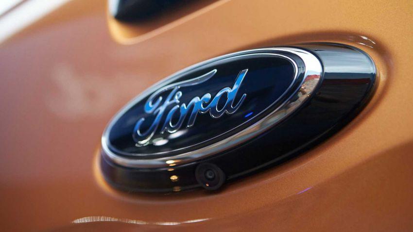 Ford Ranger T6 terima versi <em>facelift</em> 2021 di Thailand Image #1204422