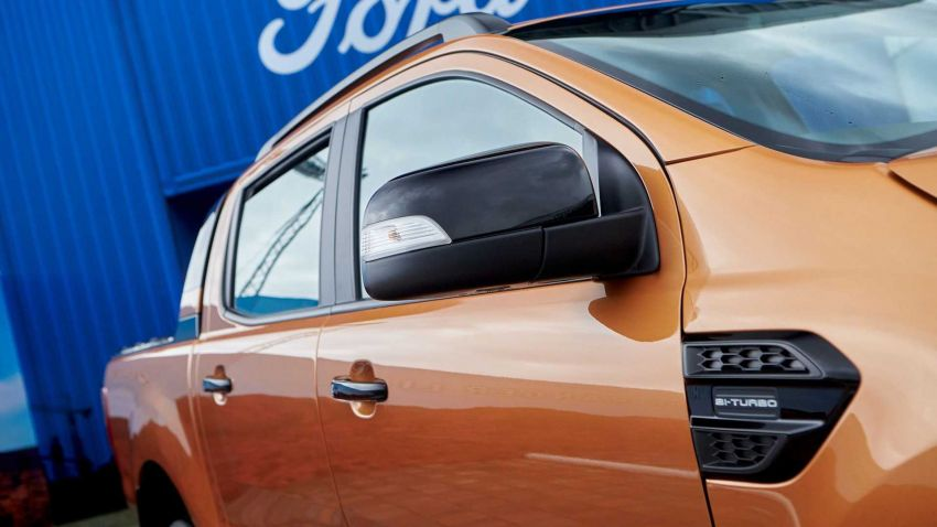 2021 Ford Ranger – T6 gets another facelift in Thailand Image #1204036