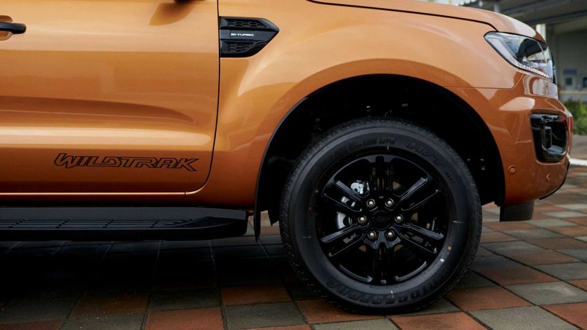 2021 Ford Ranger – T6 gets another facelift in Thailand Image #1204037