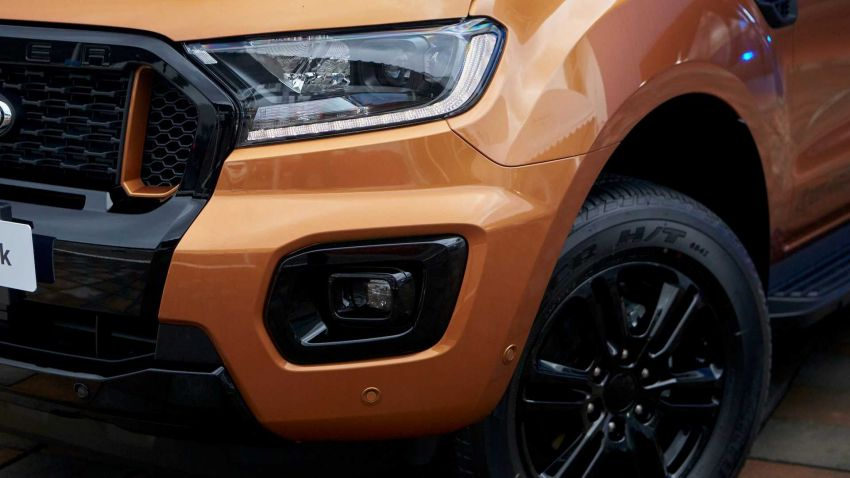 2021 Ford Ranger – T6 gets another facelift in Thailand Image #1204040