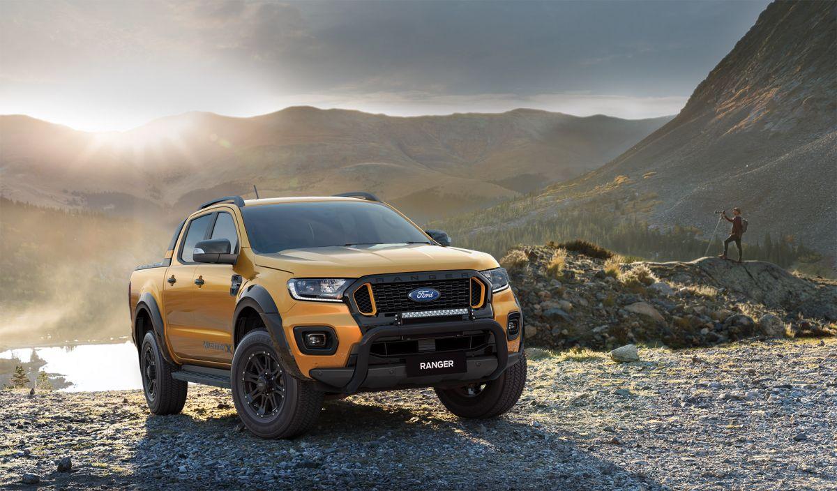 2021 Ford Ranger Wildtrak X gets rugged accessories ...
