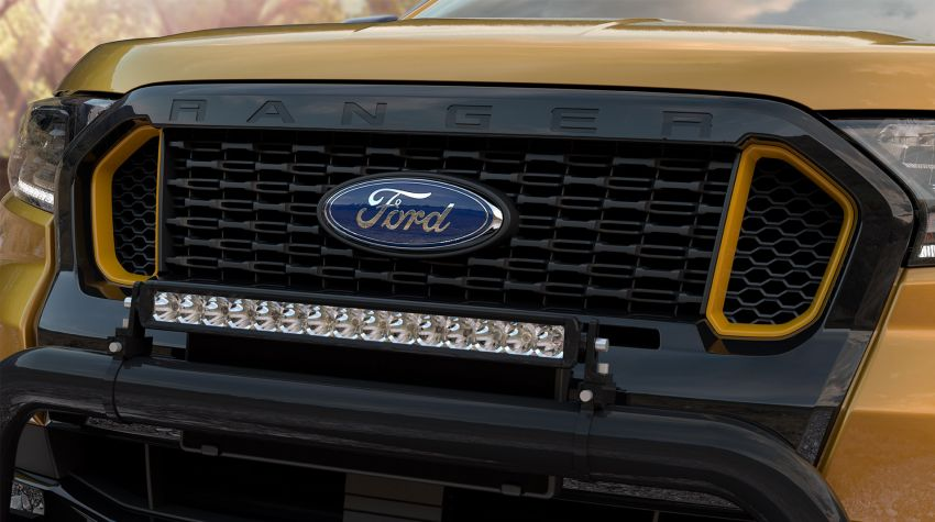 2021 Ford Ranger Wildtrak X gets rugged accessories Image #1216973