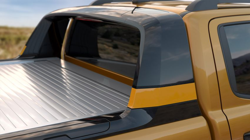 2021 Ford Ranger Wildtrak X gets rugged accessories Image #1216976