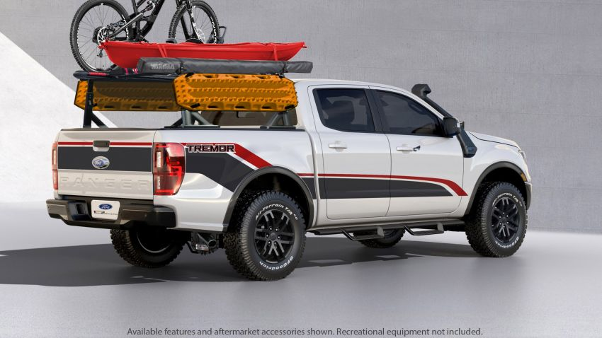 Ford to show customised F-150, Bronco, Bronco Sport, Ranger Tremor at Ford Auto Nights webcast Image #1213441