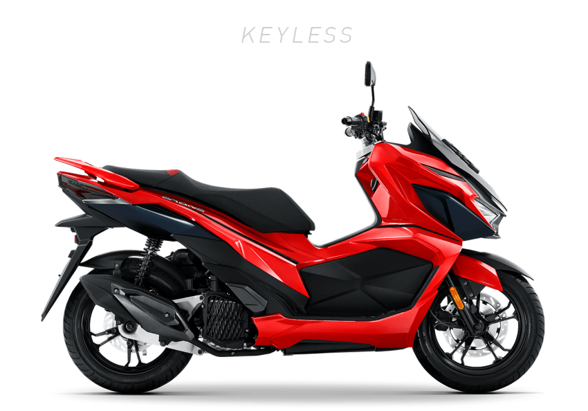 2021 GPX Drone 150 scooter launched in Thailand Image #1214575