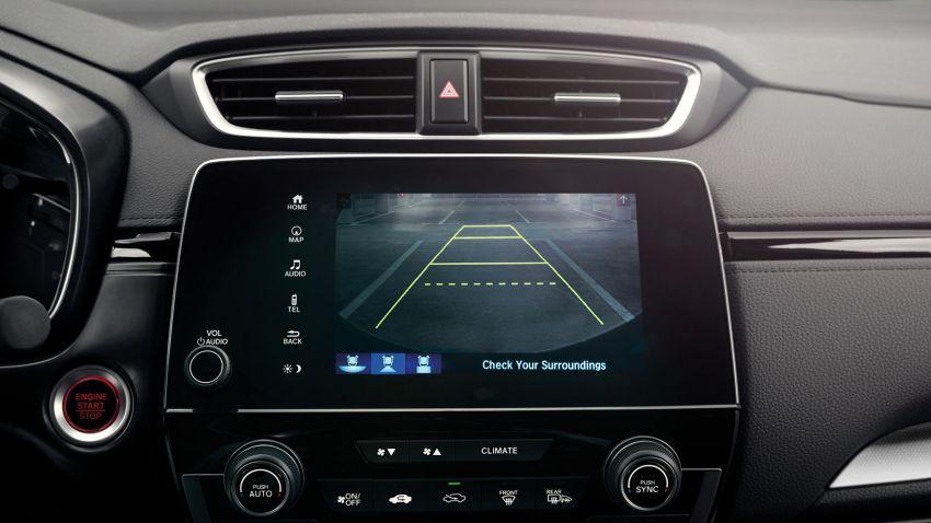 2021 Honda CR-V Hybrid updated for UK market – blue-ringed H badges, e:HEV moniker, improved kit Image #1218566