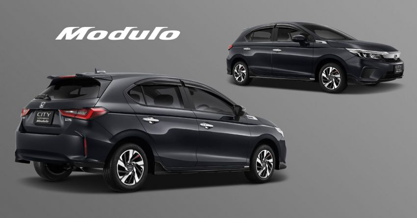 2021 Honda City Hatchback with Modulo accessories Image #1217940