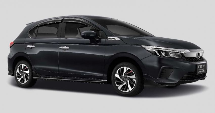 2021 Honda City Hatchback with Modulo accessories Image #1217942