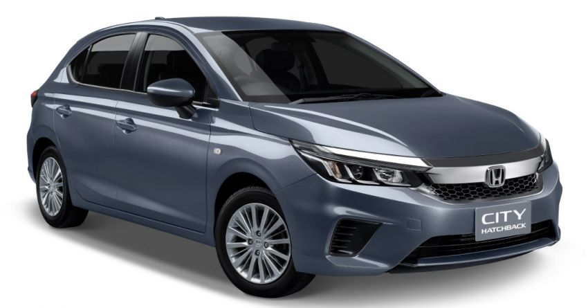 2021 Honda City Hatchback makes world debut in Thailand – Ultra Seats; 1.0L VTEC Turbo; from RM81k Image #1215766