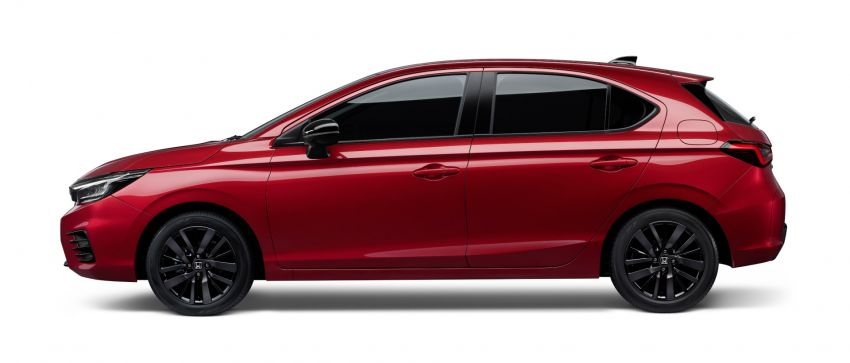 2021 Honda City Hatchback makes world debut in Thailand – Ultra Seats; 1.0L VTEC Turbo; from RM81k Image #1215769
