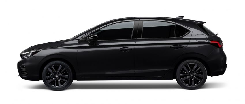 2021 Honda City Hatchback makes world debut in Thailand – Ultra Seats; 1.0L VTEC Turbo; from RM81k Image #1215773
