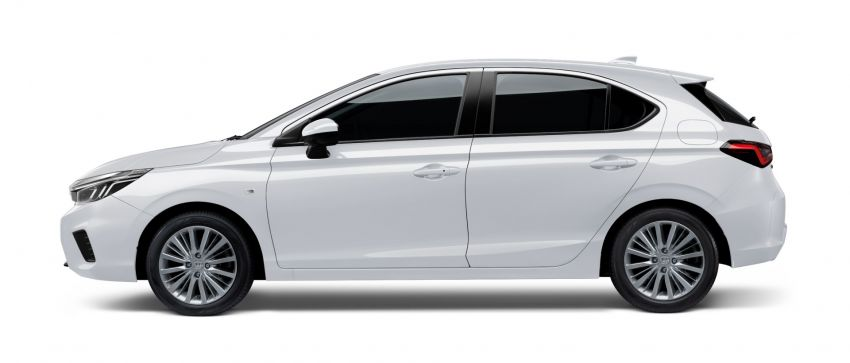 2021 Honda City Hatchback makes world debut in Thailand – Ultra Seats; 1.0L VTEC Turbo; from RM81k Image #1215774