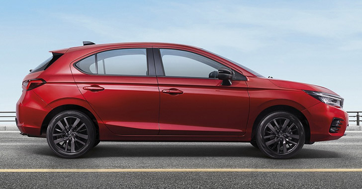 2021 Honda City Hatchback makes world debut in Thailand – Ultra Seats; 1.0L VTEC Turbo; from RM81k Image #1215751