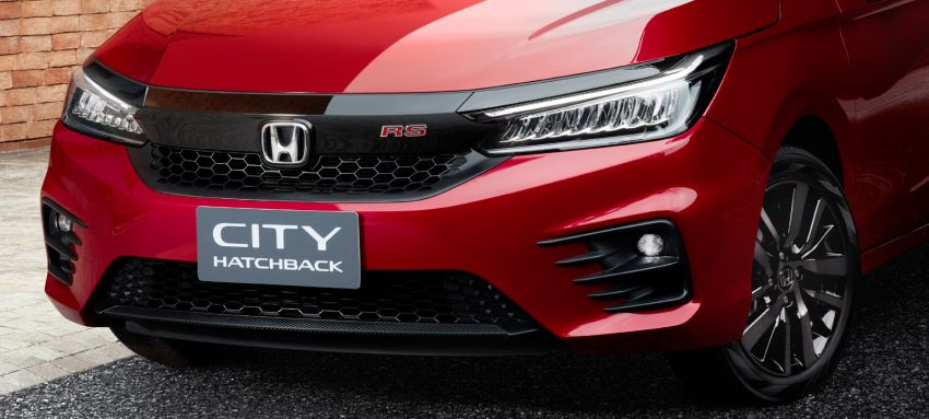 2021 Honda City Hatchback makes world debut in Thailand – Ultra Seats; 1.0L VTEC Turbo; from RM81k Image #1215754