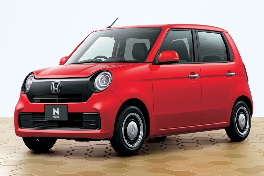 2021 Honda N-One goes on sale in Japan – new interior, better safety, RS now with 6M/T, from RM63k Image #1215303