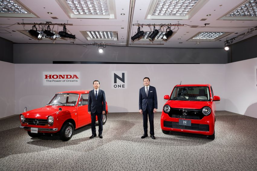 2021 Honda N-One goes on sale in Japan – new interior, better safety, RS now with 6M/T, from RM63k Image #1215305