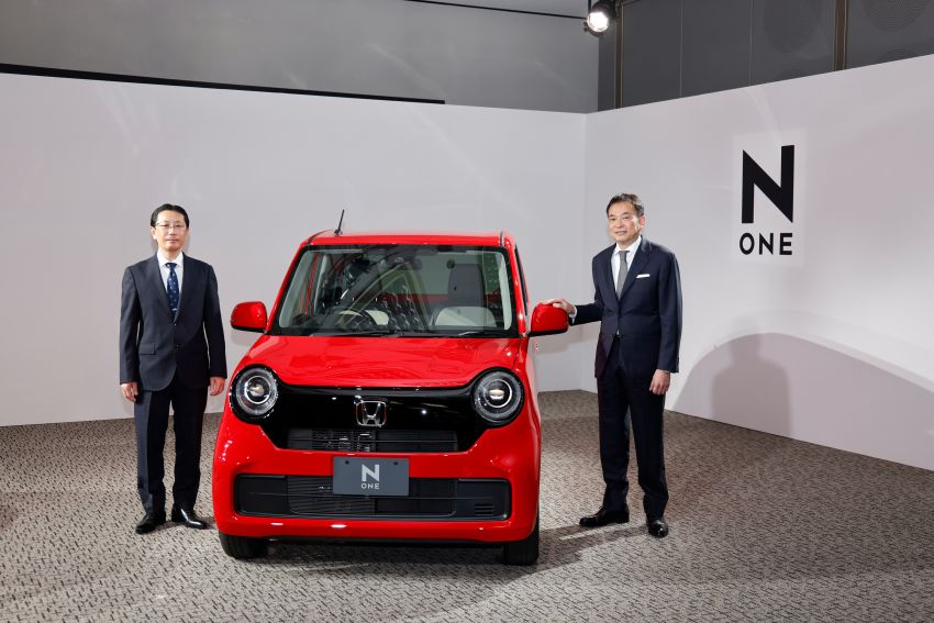 2021 Honda N-One goes on sale in Japan – new interior, better safety, RS now with 6M/T, from RM63k Image #1215306