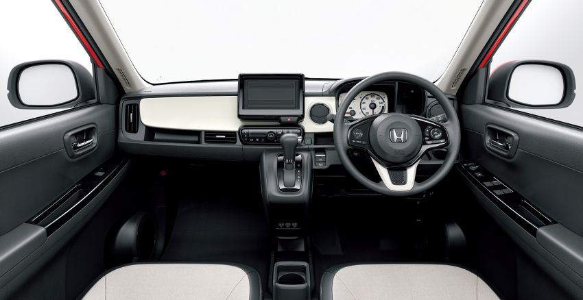 2021 Honda N-One goes on sale in Japan – new interior, better safety, RS now with 6M/T, from RM63k Image #1215212