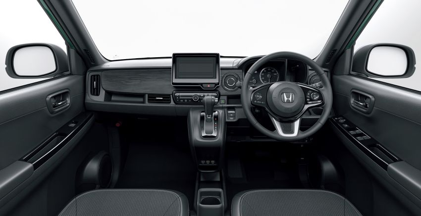 2021 Honda N-One goes on sale in Japan – new interior, better safety, RS now with 6M/T, from RM63k Image #1215213