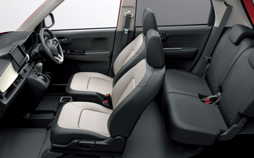 2021 Honda N-One goes on sale in Japan – new interior, better safety, RS now with 6M/T, from RM63k Image #1215215