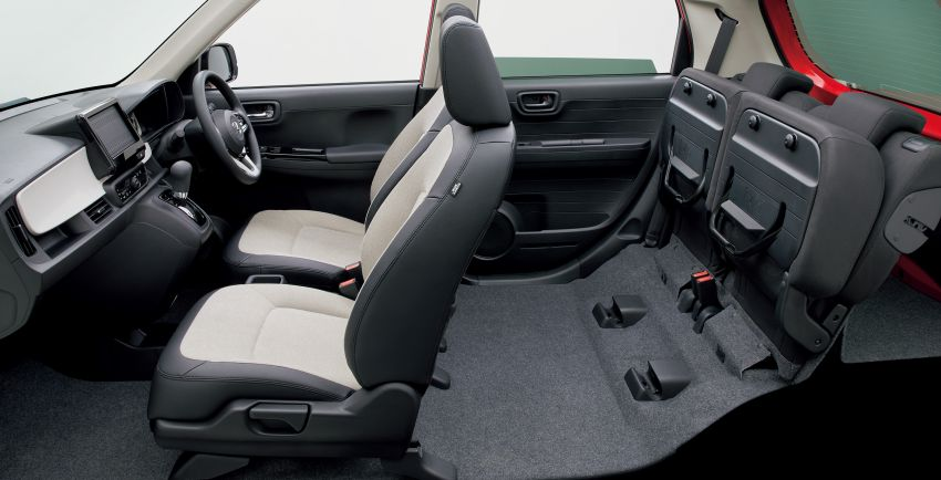 2021 Honda N-One goes on sale in Japan – new interior, better safety, RS now with 6M/T, from RM63k Image #1215228