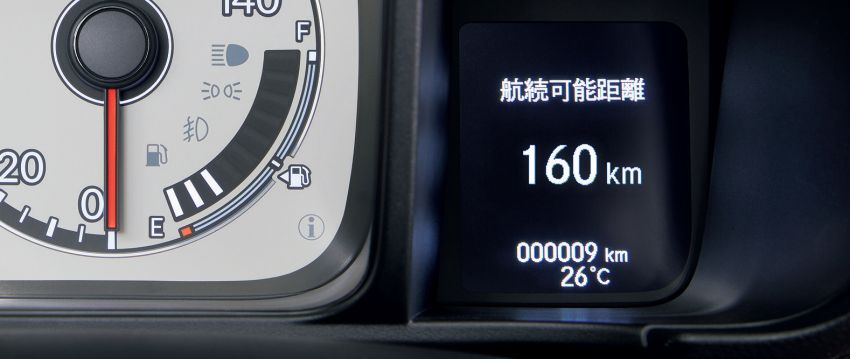 2021 Honda N-One goes on sale in Japan – new interior, better safety, RS now with 6M/T, from RM63k Image #1215236
