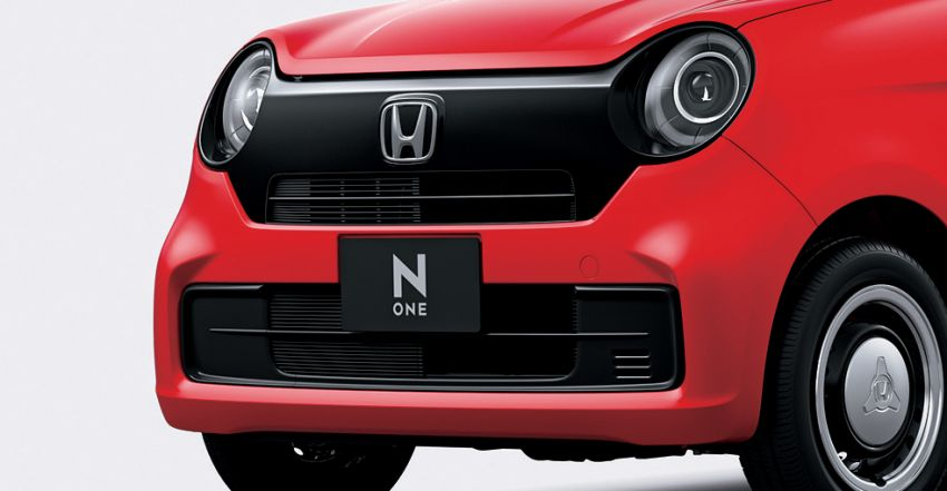 2021 Honda N-One goes on sale in Japan – new interior, better safety, RS now with 6M/T, from RM63k Image #1215249