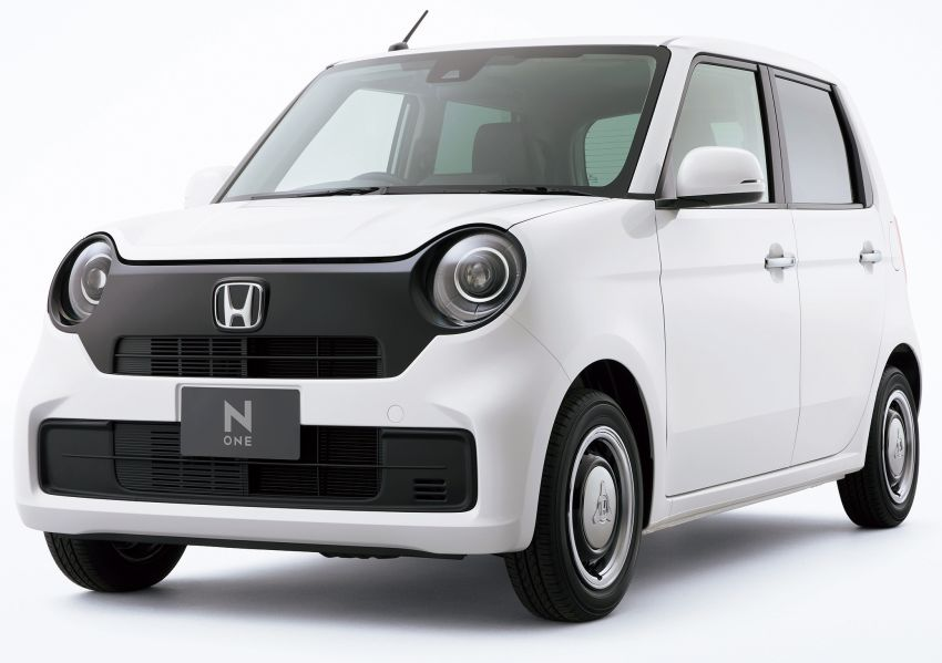 2021 Honda N-One goes on sale in Japan – new interior, better safety, RS now with 6M/T, from RM63k Image #1215200