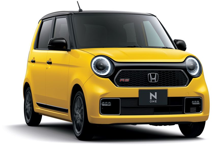 2021 Honda N-One goes on sale in Japan – new interior, better safety, RS now with 6M/T, from RM63k Image #1215279