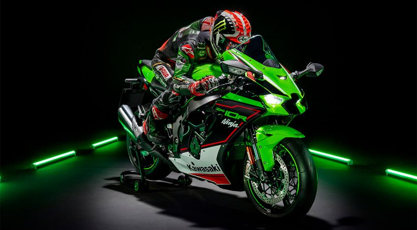 2021 Kawasaki ZX-10RR and ZX-10R shown – 203 PS Image #1215466