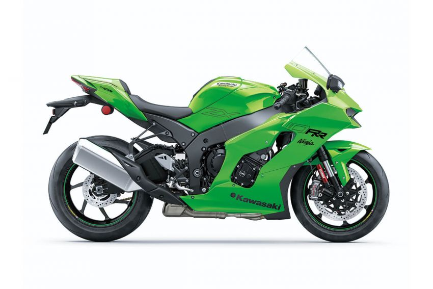 2021 Kawasaki ZX-10RR and ZX-10R shown – 203 PS Image #1215467