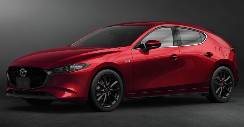 2021 Mazda 3 launched in Japan – more power from Skyactiv-X, improved safety, manual for Skyactiv-G 2.0 Image #1214849