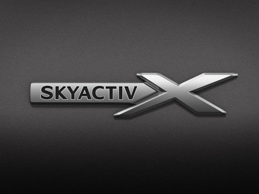Mazda 3 2021 di Jepun – padu dari Skyactiv-X, keselamatan dipertingkat, manual untuk Skyactiv-G 2.0 Image #1215153
