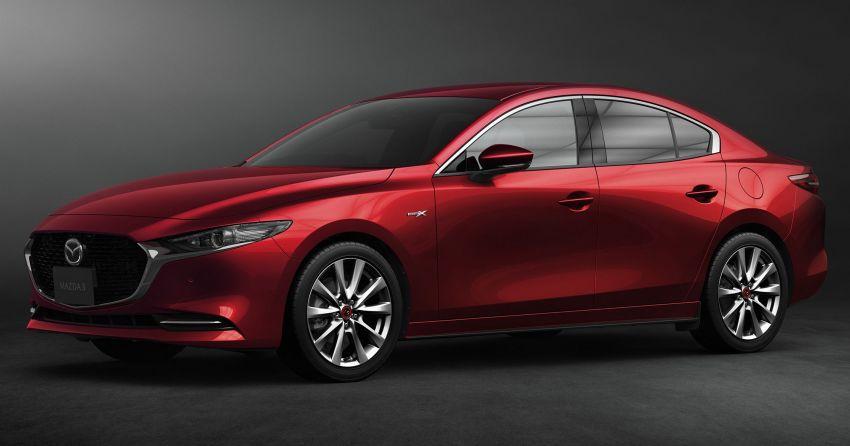 Mazda 3 2021 di Jepun – padu dari Skyactiv-X, keselamatan dipertingkat, manual untuk Skyactiv-G 2.0 Image #1215156