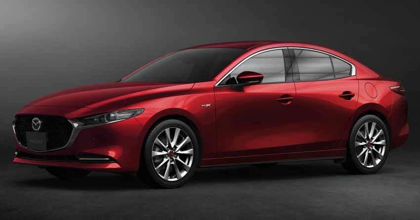 2021 Mazda 3 launched in Japan – more power from Skyactiv-X, improved safety, manual for Skyactiv-G 2.0 Image #1214855