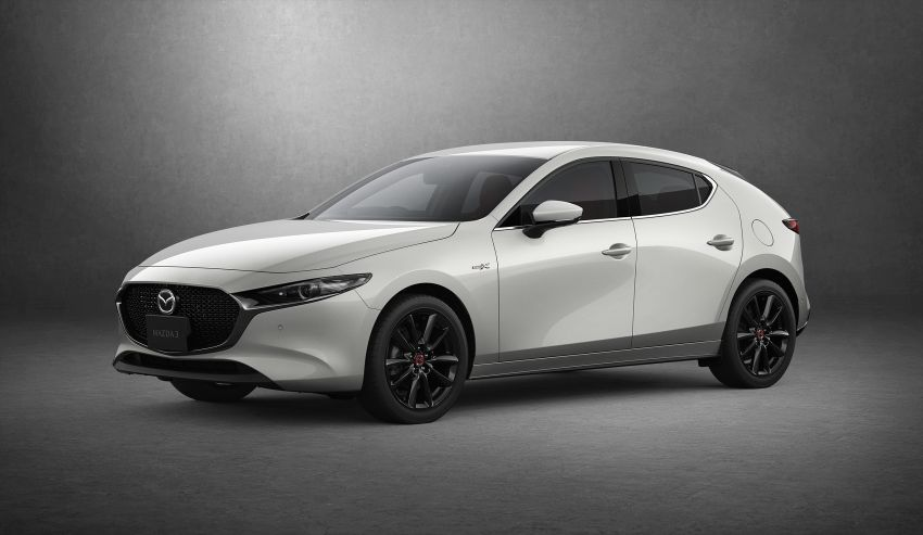 2021 Mazda 3 launched in Japan – more power from Skyactiv-X, improved safety, manual for Skyactiv-G 2.0 Image #1214858