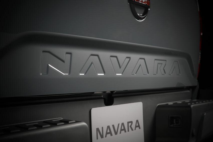 2021 Nissan Navara facelift revealed – Titan-style looks, AEB, Apple CarPlay, new rugged Pro-4X variant Image #1203904