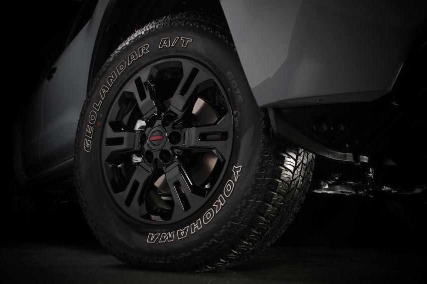 2021 Nissan Navara facelift revealed – Titan-style looks, AEB, Apple CarPlay, new rugged Pro-4X variant Image #1203908