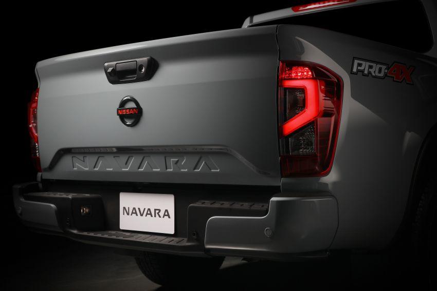 2021 Nissan Navara facelift revealed – Titan-style looks, AEB, Apple CarPlay, new rugged Pro-4X variant Image #1203911