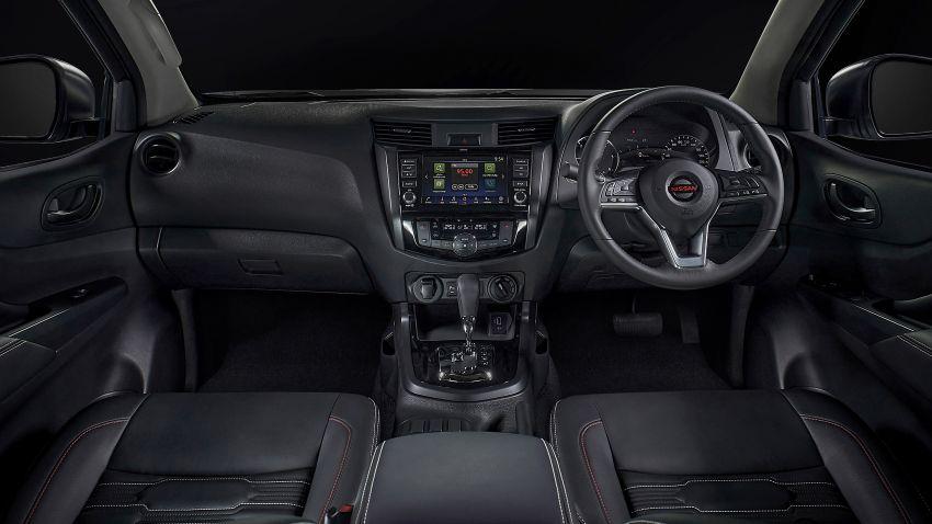 2021 Nissan Navara facelift revealed – Titan-style looks, AEB, Apple CarPlay, new rugged Pro-4X variant Image #1203912