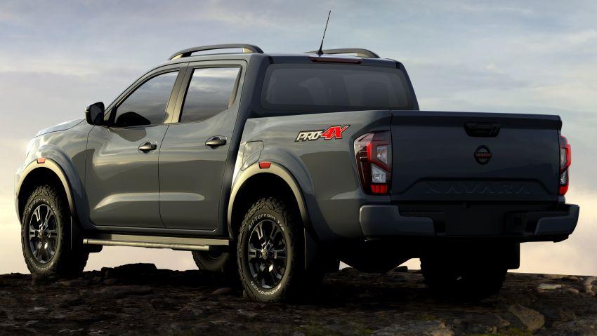 2021 Nissan Navara facelift revealed – Titan-style looks, AEB, Apple CarPlay, new rugged Pro-4X variant Image #1203892