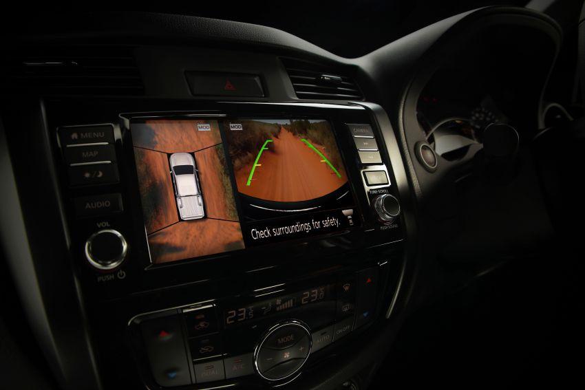 2021 Nissan Navara facelift revealed – Titan-style looks, AEB, Apple CarPlay, new rugged Pro-4X variant Image #1203919