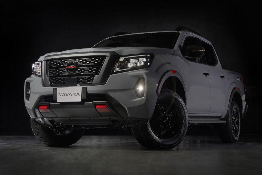 2021 Nissan Navara facelift revealed – Titan-style looks, AEB, Apple CarPlay, new rugged Pro-4X variant Image #1203895