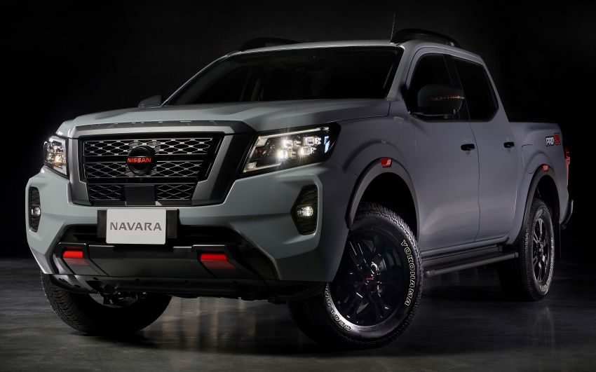 2021 Nissan Navara facelift revealed – Titan-style looks, AEB, Apple CarPlay, new rugged Pro-4X variant Image #1203896