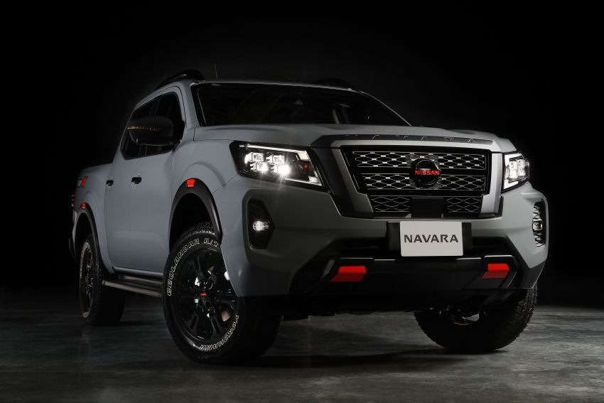 2021 Nissan Navara facelift revealed – Titan-style looks, AEB, Apple CarPlay, new rugged Pro-4X variant Image #1203897