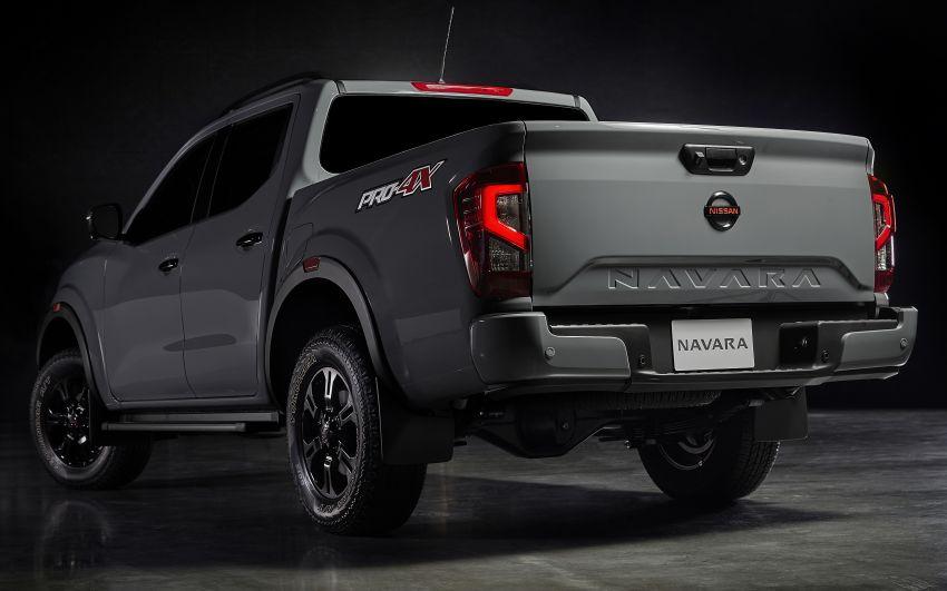 2021 Nissan Navara facelift revealed – Titan-style looks, AEB, Apple CarPlay, new rugged Pro-4X variant Image #1203898