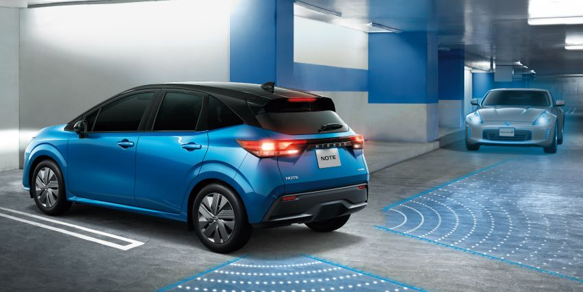 2021 Nissan Note unveiled, only e-Power for third-gen Image #1215632